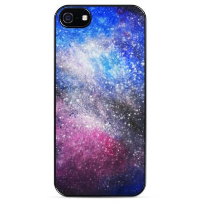Чехол для iPhone Космический