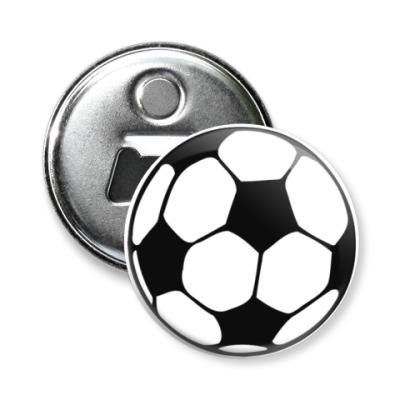 Магнит-открывашка Футбол