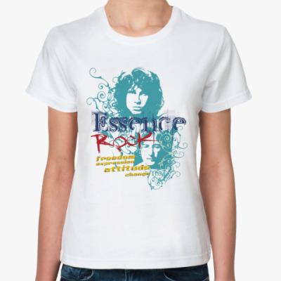 Классическая футболка Essence Rock