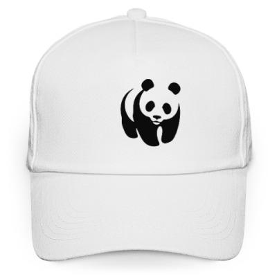 Кепка бейсболка WWF. Панда