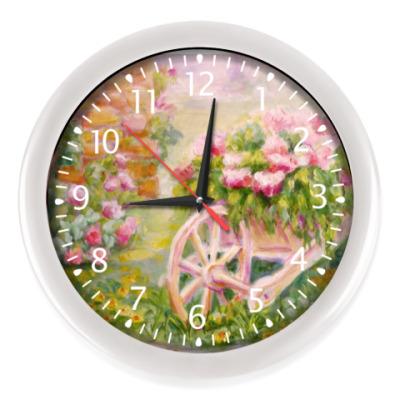 Настенные часы Мгновение