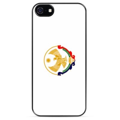 Чехол для iPhone Герб Дагестана