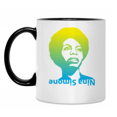 Кружка Nina Simone