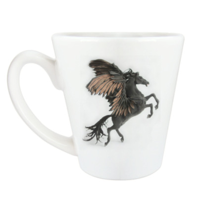 Чашка Латте Пегас