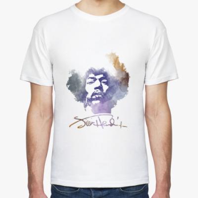 Футболка  Jimi Hendrix - Джими Хендрикс