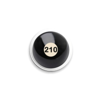 Значок 25мм  210-ball