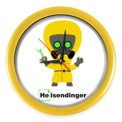 Настенные часы Heisendinger
