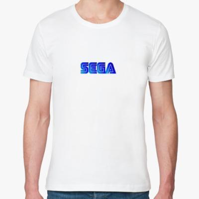 Футболка из органик-хлопка SEGA