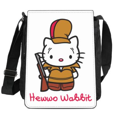 Сумка-планшет Hawwo Wabbit