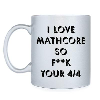 Кружка Mathcore