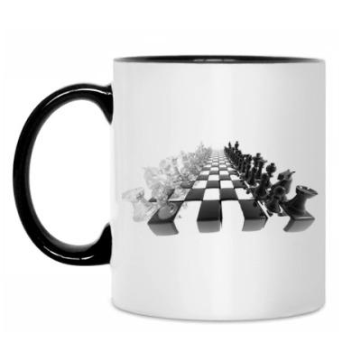 Кружка Шахматы
