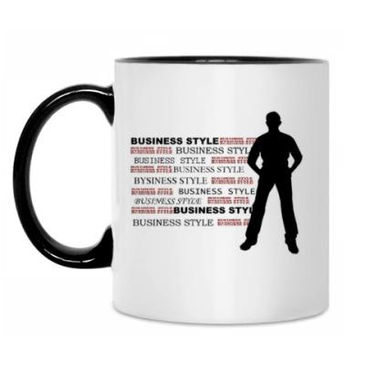 Кружка Бизнес стиль