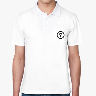 Рубашка поло Номер 7.