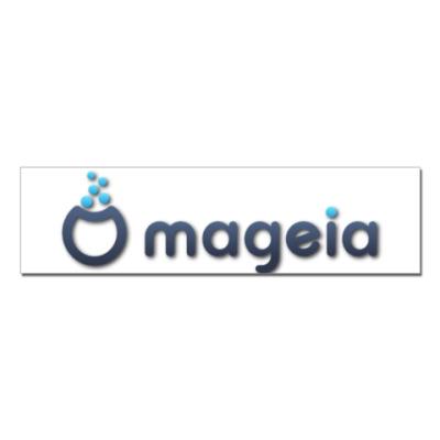 Наклейка (стикер) Mageia
