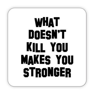 Костер (подставка под кружку) Stronger