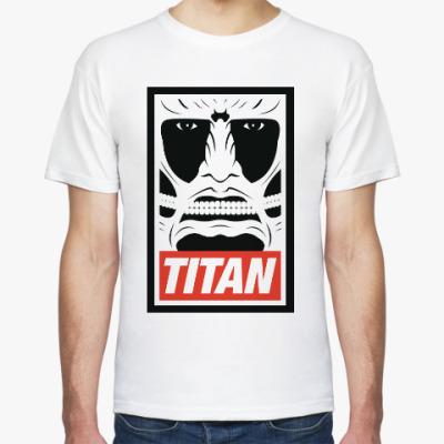 Футболка Атака Титанов