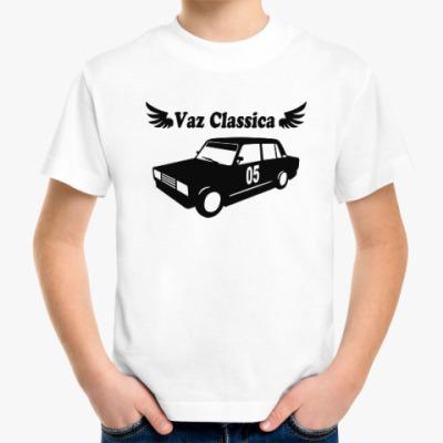 Детская футболка Ваз классика