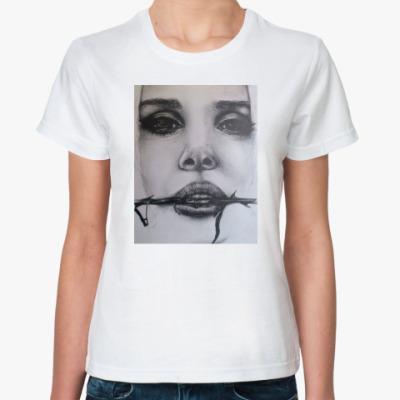 Классическая футболка Lana Del Rey