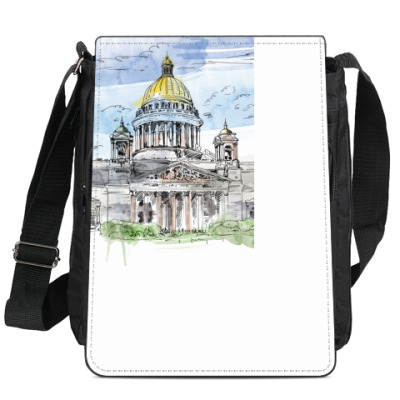 Сумка-планшет Исаакиевский собор