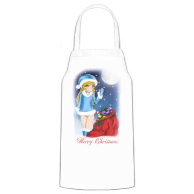 Фартук Merry Christmas