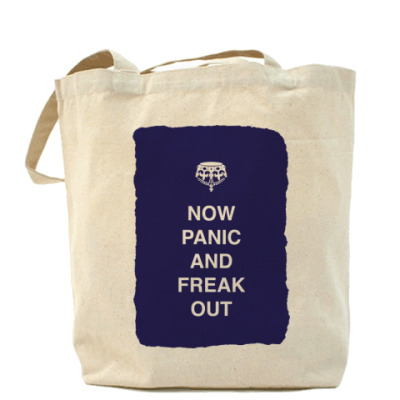 Сумка Now panic and freak out