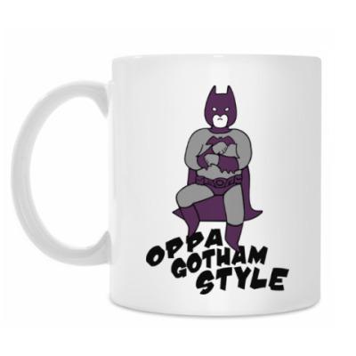 Кружка Gotham style