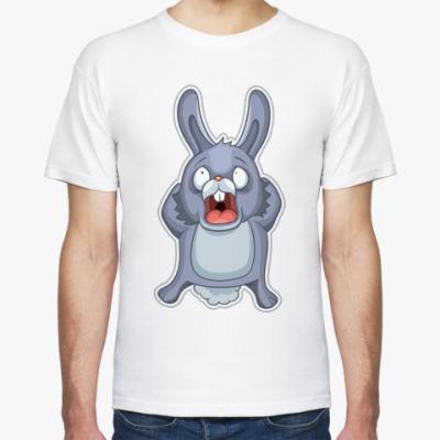 Футболка Кролик