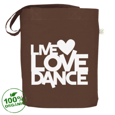 Сумка Live Love Dance