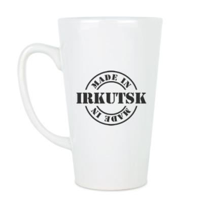 Чашка Латте Made in Irkutsk