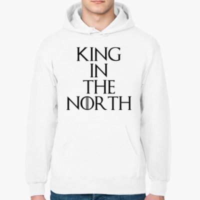 Толстовка худи KING IN THE NORTH