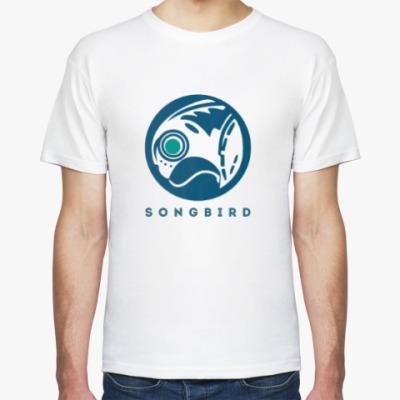 Футболка Songbird