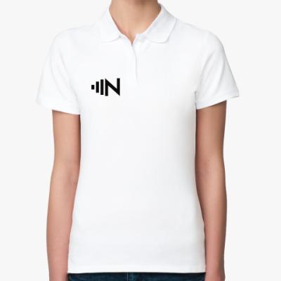 Женская рубашка поло Женская поло Neunica