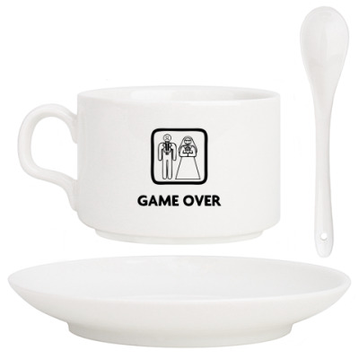 Кофейный набор Game Over