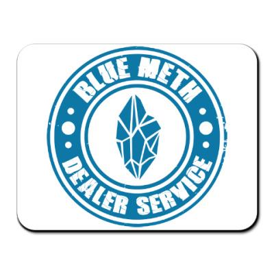 Коврик для мыши Blue Meth Dealer
