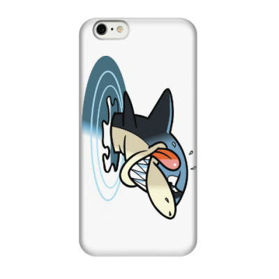 Чехол для iPhone 6/6s акула
