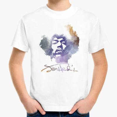 Детская футболка  Jimi Hendrix - Джими Хендрикс