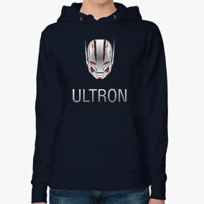Женская толстовка худи Avengers: Age of Ultron