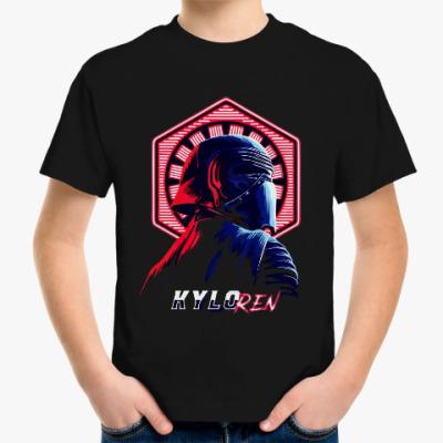 Детская футболка Кайло Рен