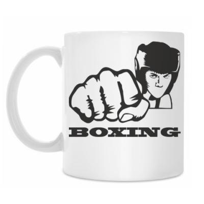 Кружка Boxing