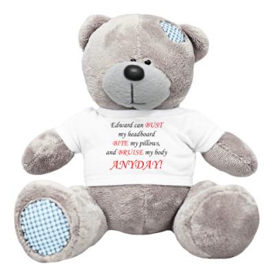 Плюшевый мишка Тедди 'Edward can...'