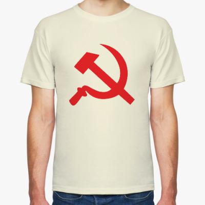 Футболка Серп и молот - СССР