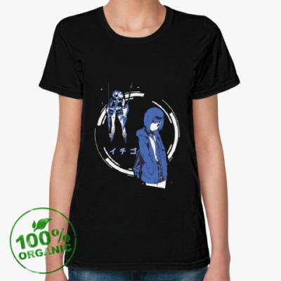 Женская футболка из органик-хлопка Darling in the FranXX