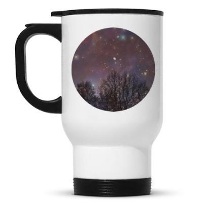 Кружка-термос Ночное небо