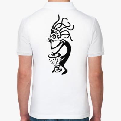 Рубашка поло Африканский Шаман
