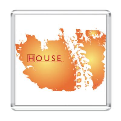 Магнит HOUSE M.D.