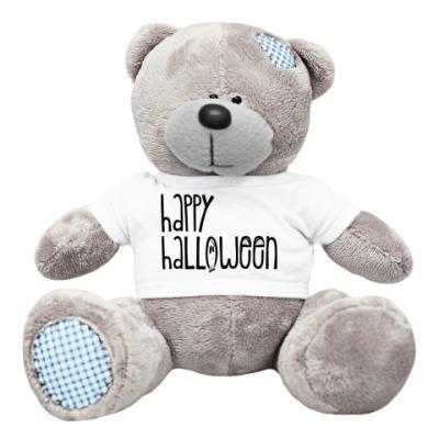Плюшевый мишка Тедди Happy Halloween!