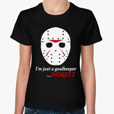Женская футболка Джейсон (Пятница 13)