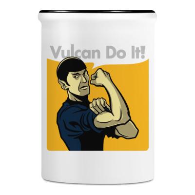 Подставка для ручек и карандашей Vulcan do it!
