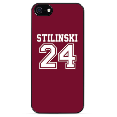 Чехол для iPhone Stilinski