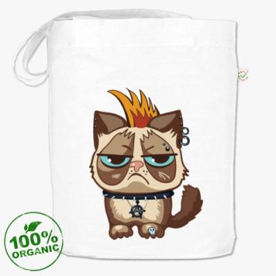 Сумка Кот Тард (Grumpy Cat) неформал